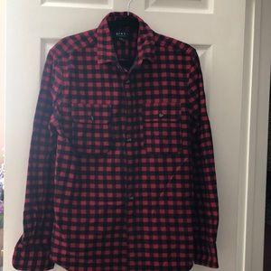 21men Men's button down casual shirt